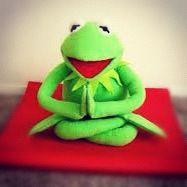 Kermit yoga