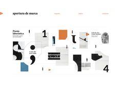 Espacio Cultural Biblioteca Nacional | Identity on Behance