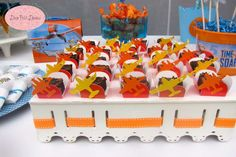 Disney Planes Birthday Party | CatchMyParty.com