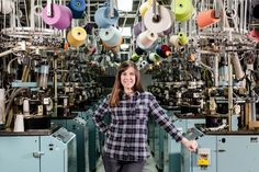 When the local industry collapsed, it was 'like a vacuum cleaner pulled all the people out of town.' But then Gina Locklear had an idea.