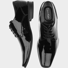 Black Tuxedo shoes
