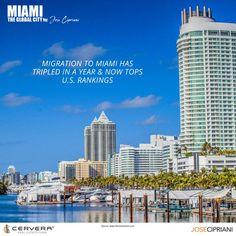 Miami Florida, Willis Tower, Real Estate, City, Building, Travel, Viajes, Real Estates, Buildings