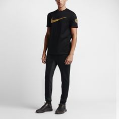Nike News - A Golden Touch: NikeLab x Olivier Rousteing
