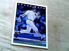 upper deck 1993 mickey tettleton card 86 tigers