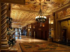 The Biltmore Hotel, Los Angeles, USA