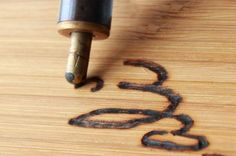 Learn How to Wood Burn with These 3 Tutorials - Wood Burning Basics for Beginners