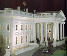 Truman Library -- White House in Miniature