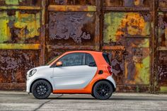 NOVO SMART FORTWO & FORFOUR ~ ... And This is Reality