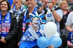 Lowestoft Town FC Parade to celebrate promotion to the football conference North