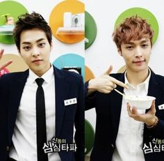 'Shimshim Tapa' to have special guest DJs including EXO's Xiumin and Lay + B1A4's Baro and Son Ho Joon   http://www.allkpop.com/article/2013/11/shimshim-tapa-to-have-special-guest-djs-exos-xiumin-and-lay-b1a4s-baro-and-son-ho-joon