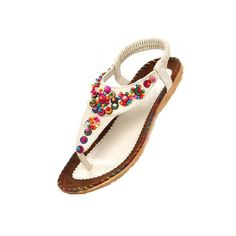 Maybest Womens Flower Summer Thong Sandals Flats Toe Flip Flops Casual Shoes >>> This is an Amazon Affiliate link. Want additional info? Click on the image.