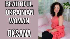 Single Ukrainian woman Oksana