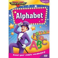 Alphabet DVD, RL-215