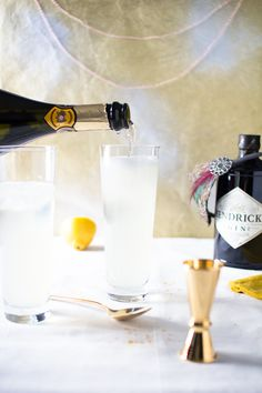 French 75 - The Flourishing Foodie