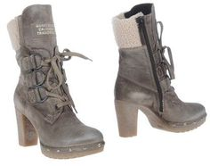 Manas Design Ankle boots on shopstyle.co.uk