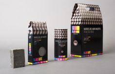 Enjabonarte Packaging by Raul Gomez estudio, via Behance