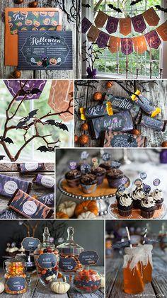 Halloween Party Kit Roundup!