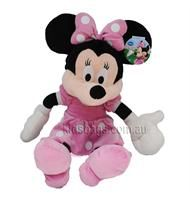 43cm Minnie Mouse Plush Minnie Mouse, Jellycat, Gifts For Girls, Cool Toys, Baby Toys, Mousse, Cartoons, Pink, Dolls