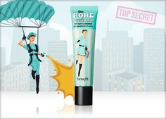 Benefit Cosmetics - the POREfessional face primer #benefitbeauty