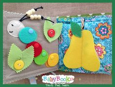 Caterpillar - colour matching for busy fingers. Baby Quiet Book, Quiet Books, Caterpillar, Book Activities, Fingers, Colour, Learning, Color, Studying