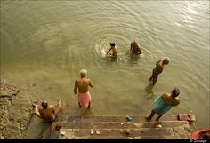 Bath | Varanasi, Benaras