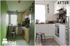 Metamorfoza kuchni - projekt użytkownika OlaZebra - Homebook.pl