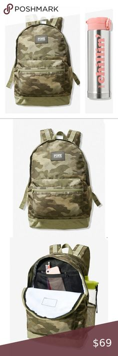 Personalised Camouflage Mini Backpack,SOL/'S Custom Embroidered