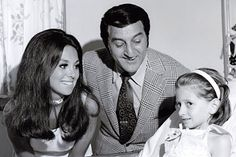 Marlo & Danny Thomas with a St. Jude patient - My Dad's Dream is a great piece written by Marlo.