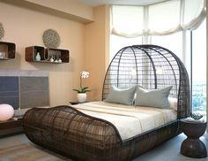 81 Best UNIQUE BEDS images | Bedrooms, Room, Bedroom decor