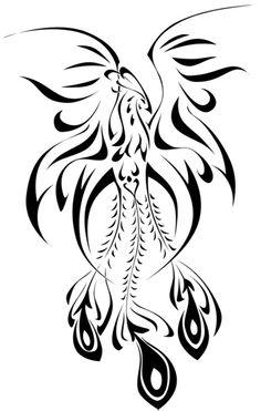 Phoenix Tattoo by ~McBaa on deviantART