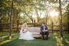 Oklahoma Barn Wedding: Kristen   Tyler