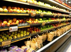 Lots of great information for eating healthfully AND shopping frugally - from Kari Patterson.