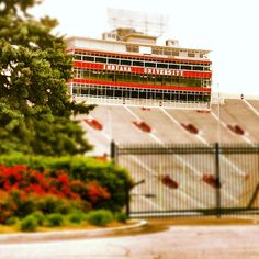IU Bloomington - Indiana Football Memorial Stadium