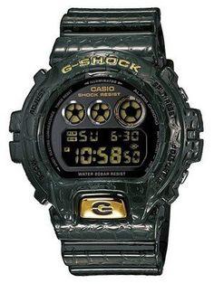 Casio G-Shock Crocodile Skin Look DW-6900CR-3 Men's Watch