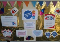 Love your Library, write a poem for National Libraries Day #NLD15 at Oxted Library