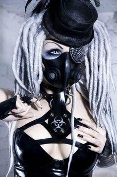Industrial Cyberpunk