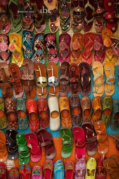 India. Shoe shopping!!