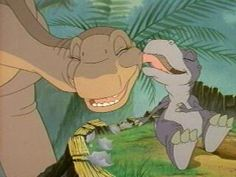 Little Foot and Chomper, Land Before TIme