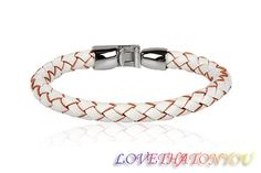 White Leatherette S$25.90 from: LoveThatOnYou