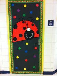 ladybug classroom doors - Google Search