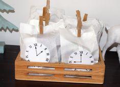 Silvester Countdown Tüten