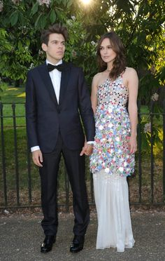 Keira Knightley Wore Double The Fashion At The Serpentine Summer Party