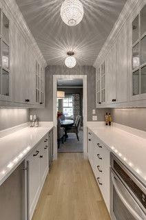 Modern Bungalow - traditional - kitchen - minneapolis - by Great Neighborhood Homes