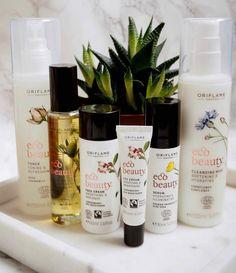 Ostolakossa -blogin Virve Vee on testannut Oriflamen Ecobeauty -tuotelinjan ihonhoitotuotteet, ja hyväksi havainnut. Myös henkilökohtaisesti suosittelen laadukkaita, luomusertifioituja Ecobeauty -tuotteita. Ja näitä voi tilata Oriflame-edustajilta kautta maan, minulta näitä voi tilata osoitteella tuulanoriflame@gmail.com.
