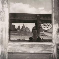 Robert Frank – Self-Portrait (St. Louis), ca.1948