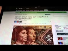 Dollar's Death Rattle - China Depegs From The Dollar