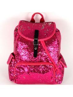 $19.90 Hot Pink Bling Bling Backpack