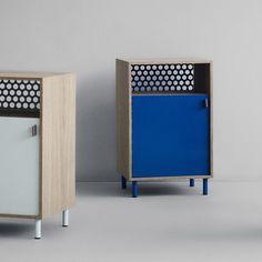 Cabinet bleu - FERM LIVING