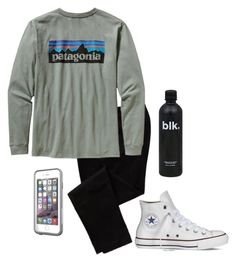 """""""fall"""" by georgiaheadley ❤ liked on Polyvore featuring Old Navy, Converse, LifeProof and Patagonia"""