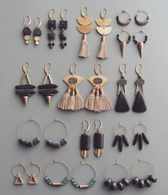Awesome The sweetest earrings from the Tilda collection! The sweetest earrings from the Tilda collection! The sweetest earrings from the Tilda collection! Cute Jewelry, Boho Jewelry, Jewelry Accessories, Fashion Jewelry, Jewelry Design, Women Jewelry, Jewelry Ideas, Jewellery Rings, Silver Jewelry